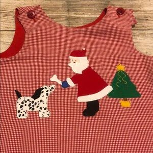 Other - Girls Christmas Reversible Dress